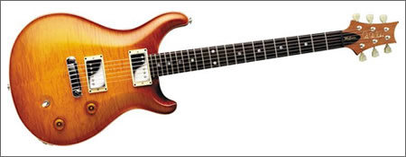 PRS McCarty Sunburst