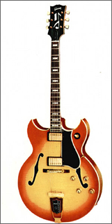 Gibson Barney Kessel guitar