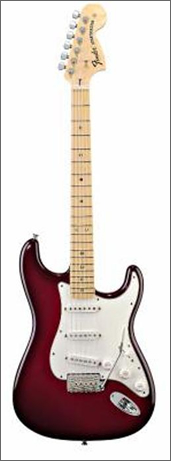 Robin Trower Fender Custom Shop Signature Stratocaster