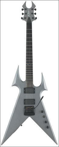 BC Rich Kerry King Beast V N.T. Guitar