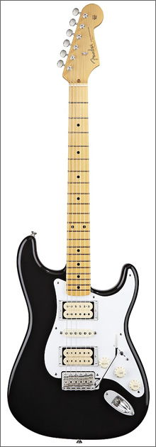 Dave Murray Fender Stratocaster Guitar