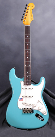 Eric Johnson Fender Stratocaster Guitar