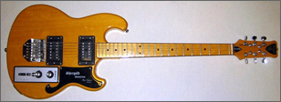 Shergold Modulator Guitar