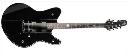 Schecter ultracure guitar