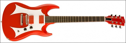 gibson eye guitar