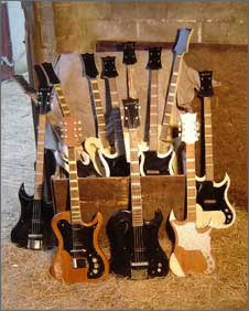 supersound guitars