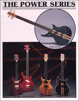 Daion Power Solid Body Guitars