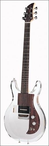 Dan Armstrong Plexiglass Guitar