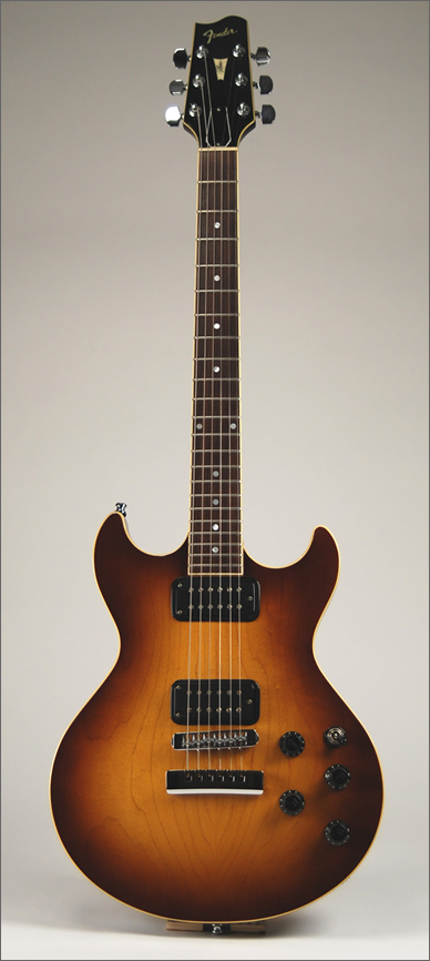 Fender Robben Ford Signature Guitar