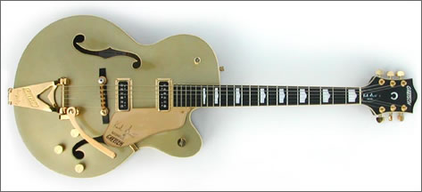 Gretsch 6120KS Keith Scott Model
