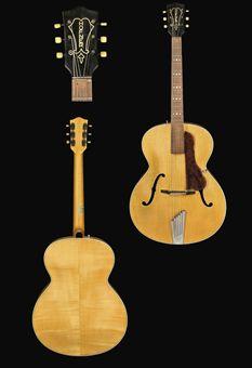 John Lennon Hofner Senator guitar