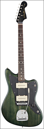 Fender Thurston Moore Jazzmaster Guitar