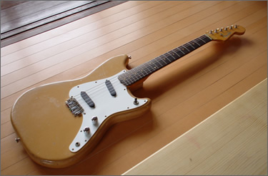 Fender Duosonic Guitar