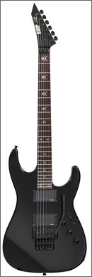 ESP Kirk Hammett KH-2 guitar