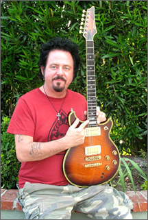 Steve Lukather Ibanez Prototype Guitar
