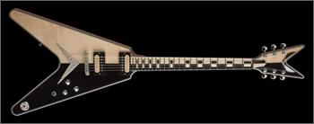 Dean USA Michael Schenker Yin Yang Guitar