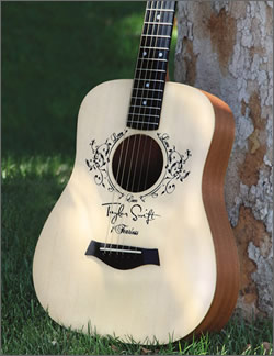Taylor Swift Signature Acoustic Guitar